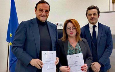Protocollo d'intesa con l'Ente Nazionale Microcredito a Roma